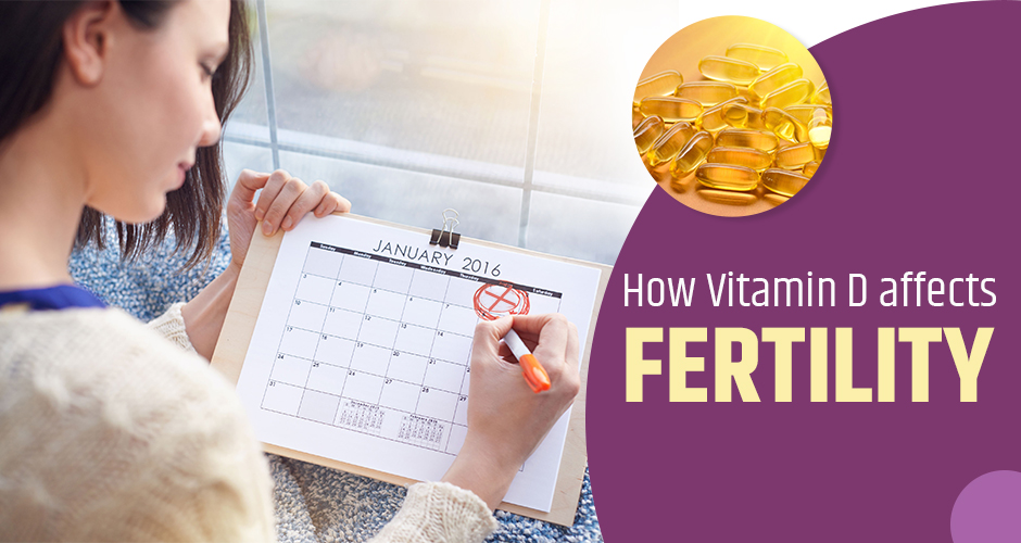 How Vitamin D Affects Fertility?