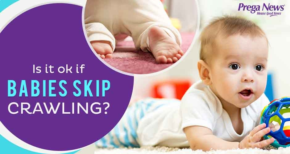 Is It Okay If Babies Skip Crawling?
