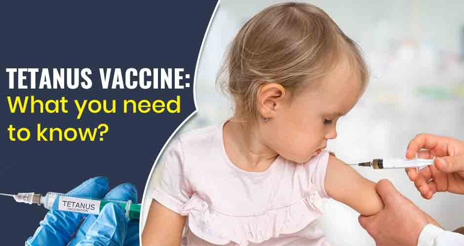 Everything You Need To Know About The Tetanus Vaccine