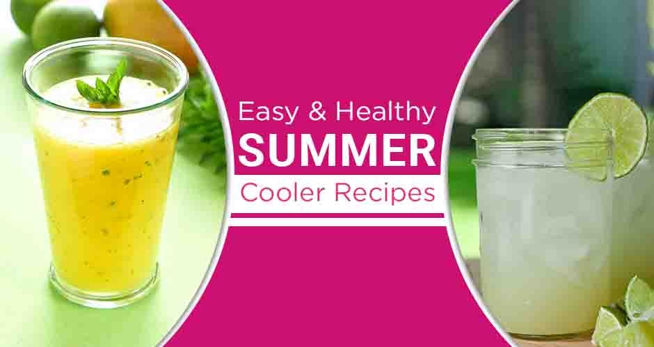 7 Summer Cooler Recipes For Your Kids