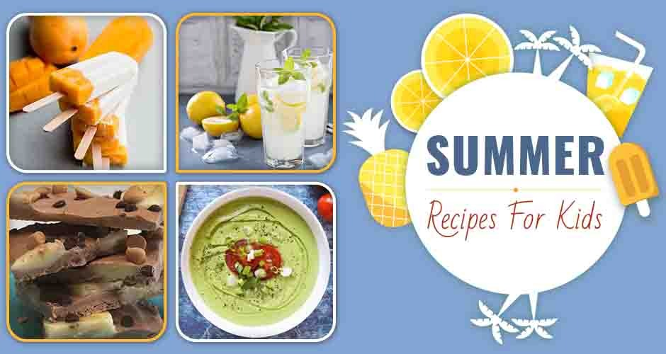 Fun Summer Recipes Your Kids Will Love!