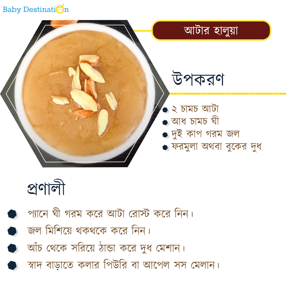 introducing solids to baby in Bengali