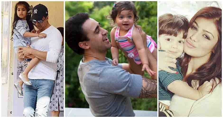 10 Bollywood Stars Who Didn't Bring Their Children To The Limelight