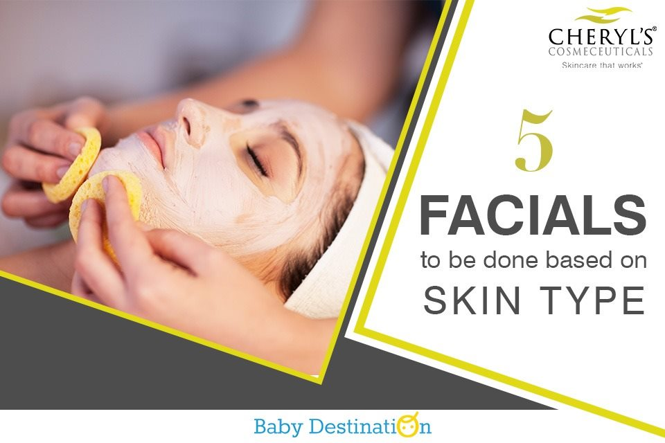 5 Facials To Be Done Based On Skin Type