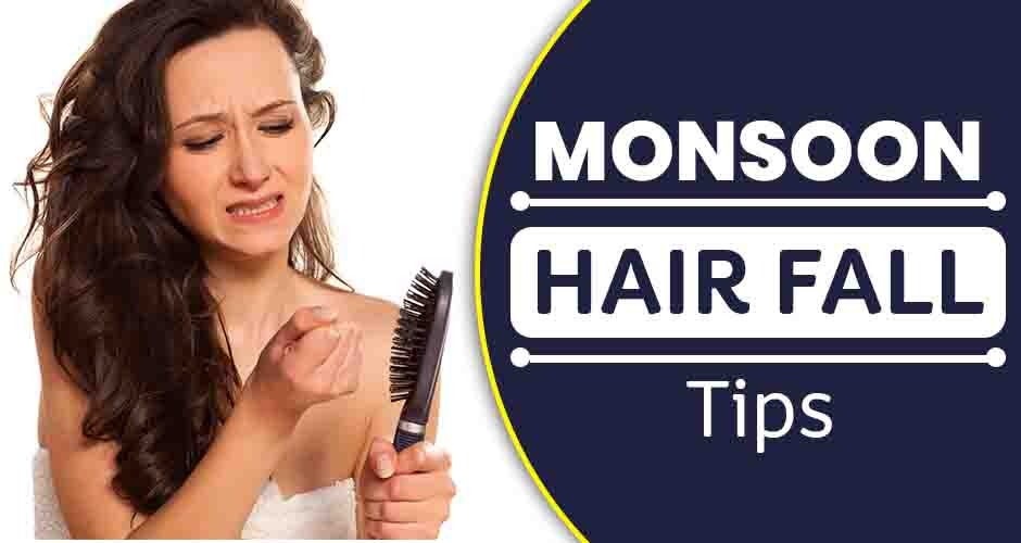 7 Home Remedies To Stop Hair Fall This Monsoon