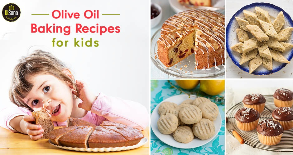 Guide To Baking With Olive Oil (Recipes Included)