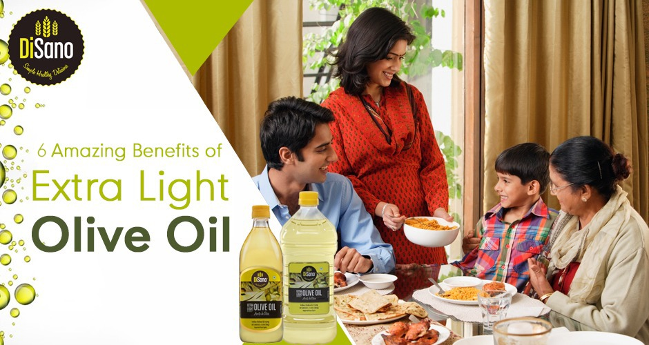 6 Amazing Benefits Of Extra Light Olive Oil