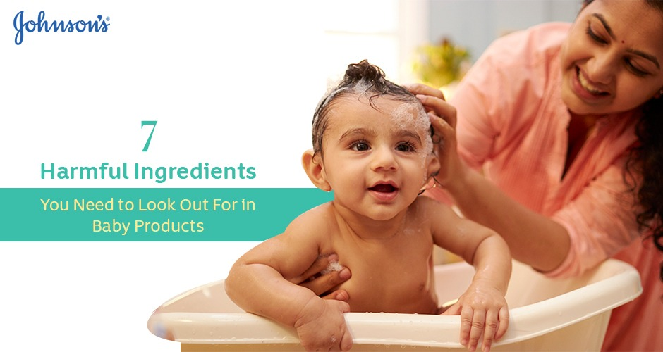 7 Harmful Ingredients You Need to Look Out For in Baby Products