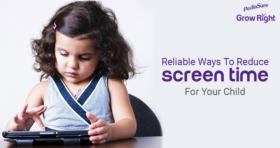 Reliable Ways To Reduce Screen Time For Your Child